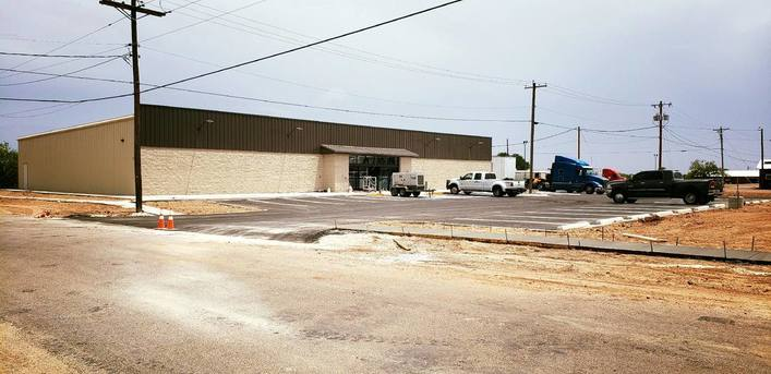 Metal Commercial Buildings Lubbock TX